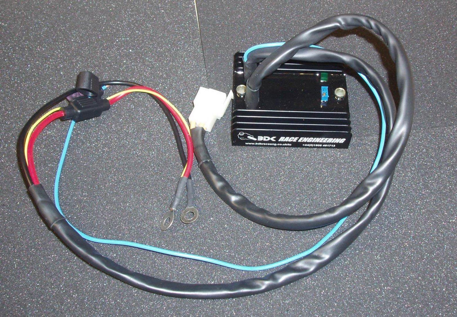 ZX10R 16+ race racing alternator generator