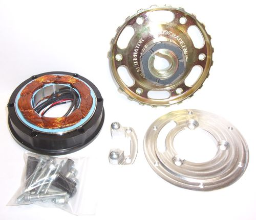 -12 Triumph 675 Racing Lichtmaschinen Kit